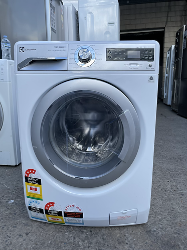 ELECTROLUX 8 KGS WASHER AND 5 KGS DRYER COMBO .