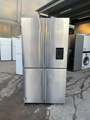 FISHER & PAYKEL 600 LITRES FOUR DOOR FRIDGE