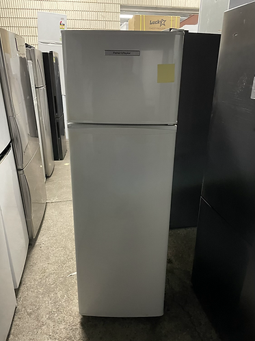 FISHER AND PAYKEL 248 LITRES FRIDGE FREEZER .