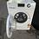 Thumbnail: HAIER 7.5 KGS WASHING MACHINE & CHIQ 216 LITRES FRIDGE FREEZER