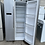 Thumbnail: FISHER & PAYKEL 628 LITRES SIDE BY SIDE DOOR FRIDGE FREEZER