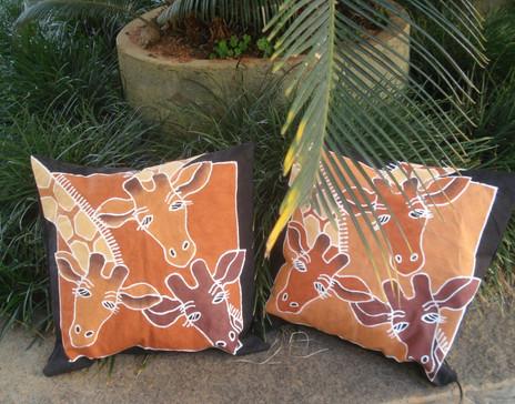 Giraffe Cushion covers
