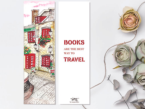 London bookmark