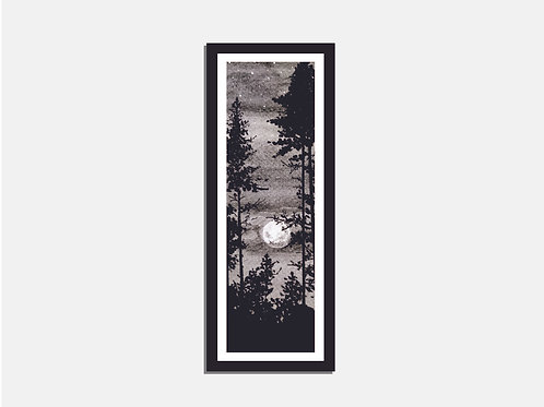 WALL ART | MOONLIT