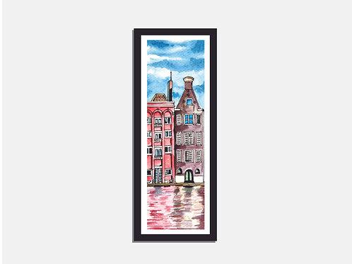 WALL ART | AMSTERDAM