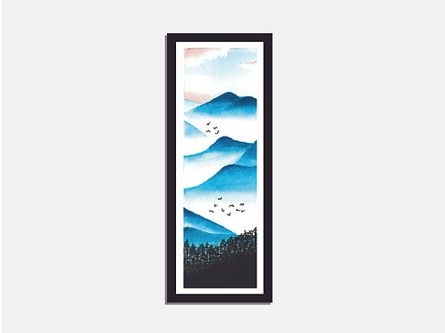 WALL ART | MOUNTAINS