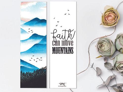 Mountain Bookmarks