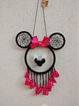 Minnie Mouse Dreamcatcher