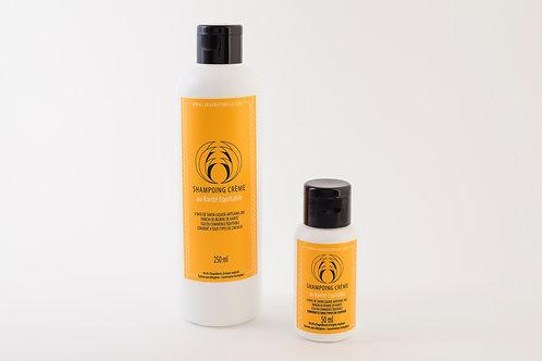 Shampoing crème au karité