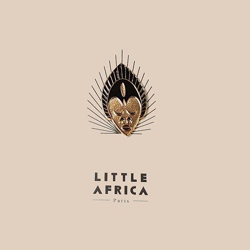 Little Africa Pins Punu