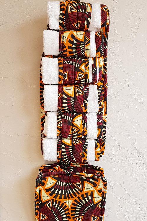 Porte-serviettes individuelles