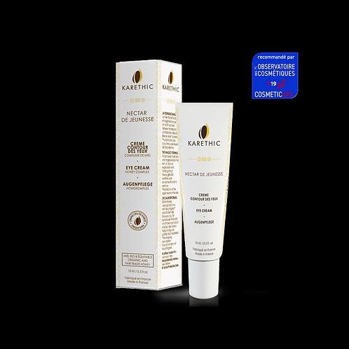 Nectar de Jeunesse – Crème Contour des Yeux au miel