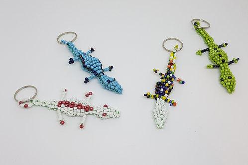 Porte-clefs en perles