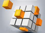 κύβος που δείχνει την ολοκλήρωση και αυτοματοποίηση διαδικασιών