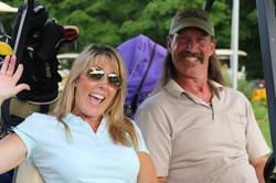 Jody Buzzells Challenge 2015 Sarah and Brad