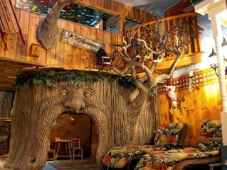 Adventure Suites: An Adventure at Every Door.