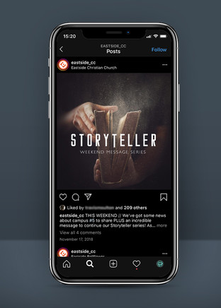 Storyteller Social Media 01