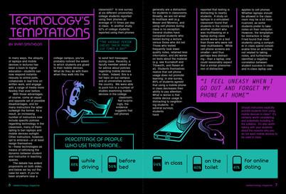 Technology's Temptations