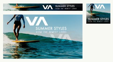 RVCA Ad 1