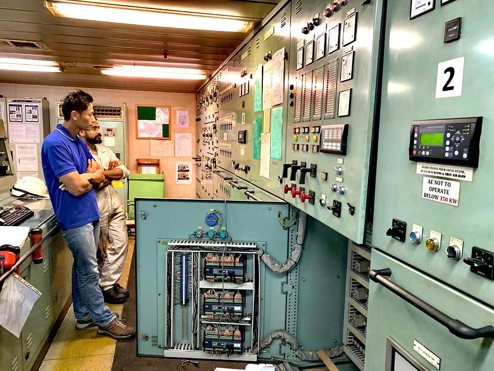PPM3 Operator Panel