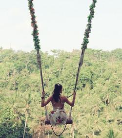 Bali, a healthy persons holiday destination