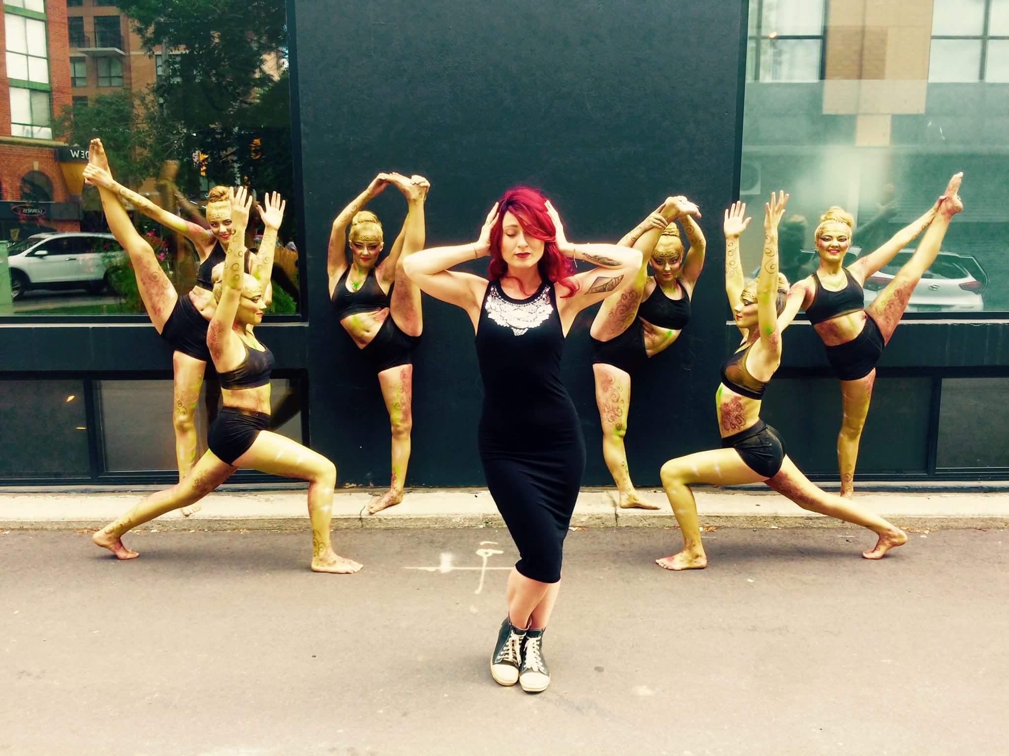 dancer group sachi cote