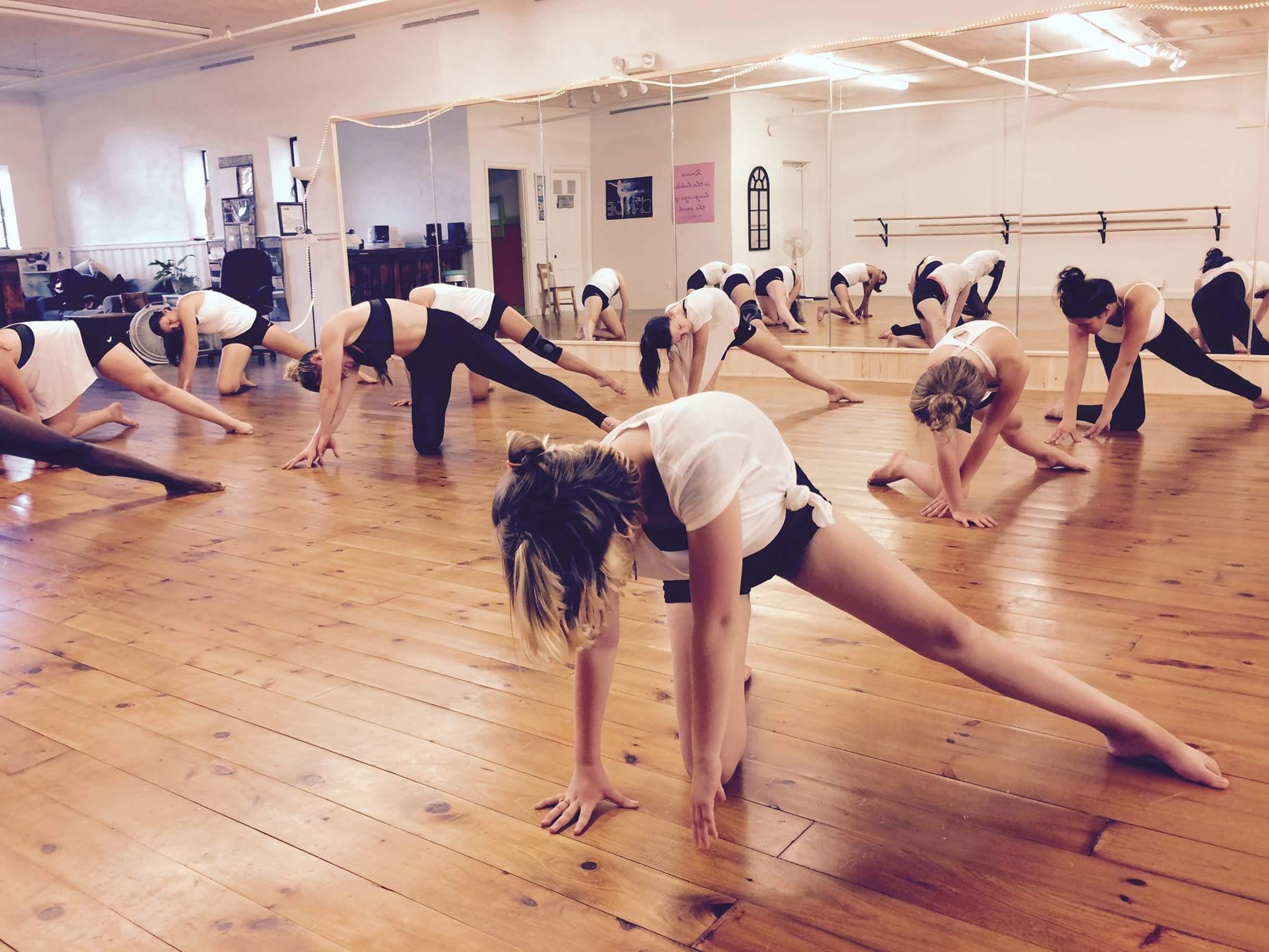 dance class sachi cote