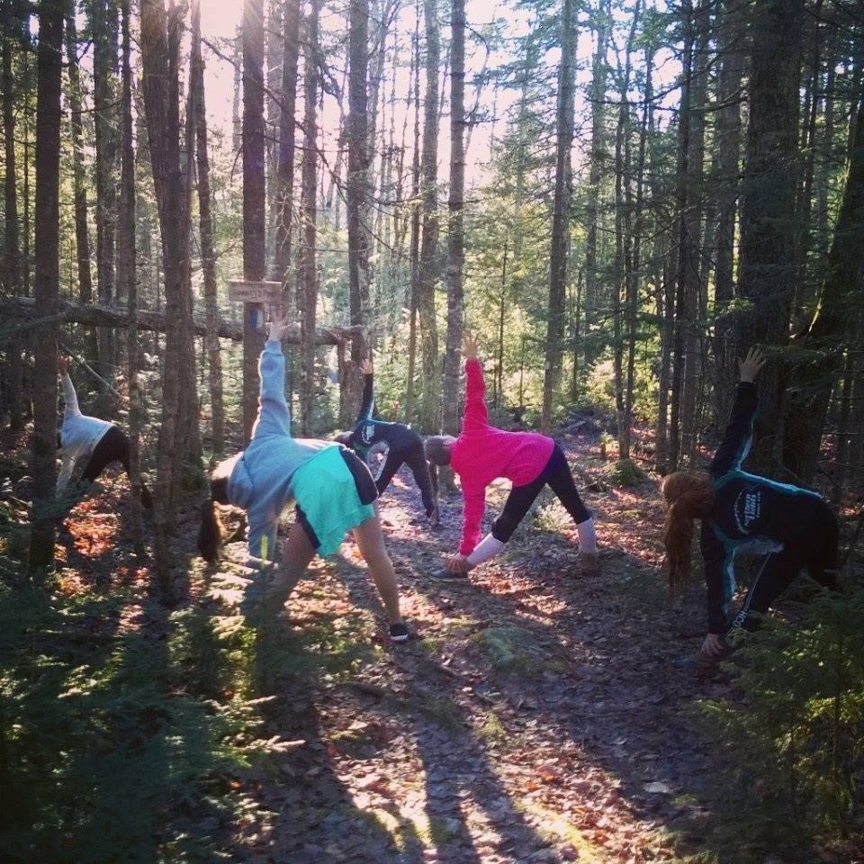 yoga nature mindfulness sachi cote