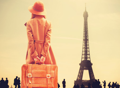 The Eiffel Tower and Bible reading - the keystone habit for Millennial's spiritual growth