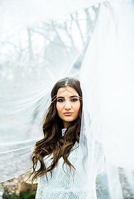 Silhouette Du Barry, Wedding Hair Essex