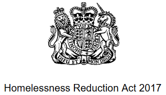 Time to Review the Implementation of the Homelessness Reduction Act 2017