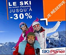 Stations de ski en France