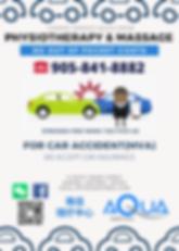 Blue Car Doodle Car Wash Fundraiser Flye