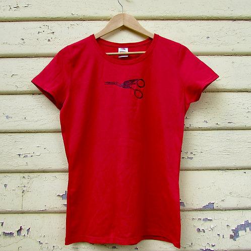 Flying Scissors T-Shirt