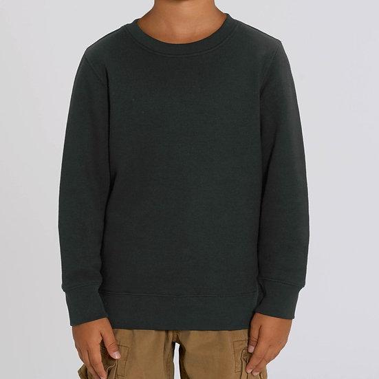 Kids Pullover, black