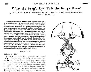 frog artificial intelligence predictions