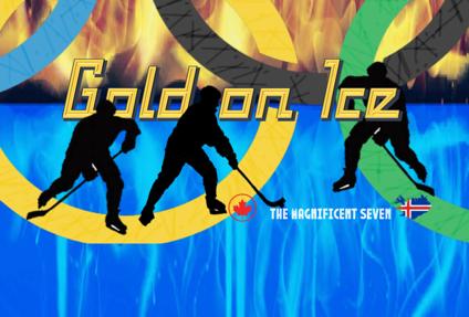 Gold on Ice - Canada's Falcon Hockey