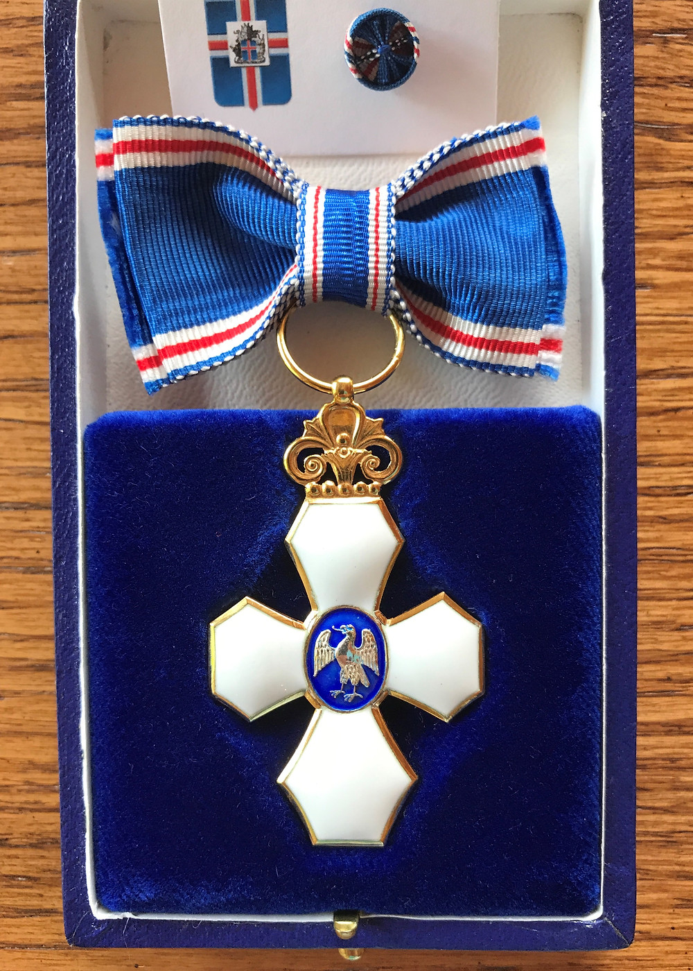 Icelandic Order of the Falcon