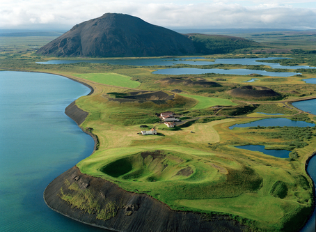 Iceland from the Air – the Stunning Photography of Mats Wibe Lund
