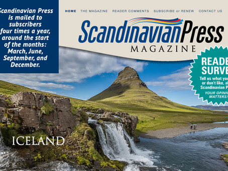 The Scandinavian Press Magazine