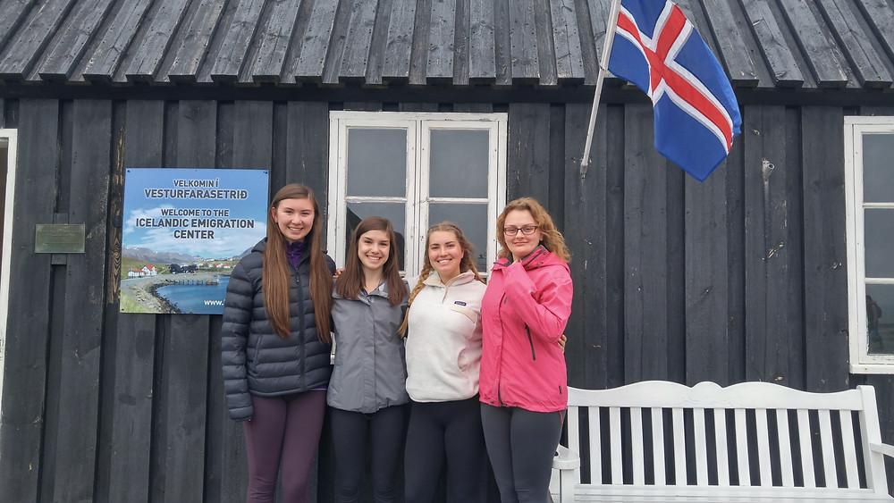 2017 Snorri Program - IR Scholarship Recipients