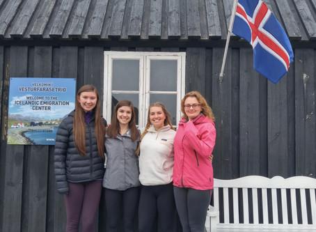 2017 Snorri Scholarship Recipients