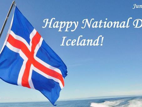 Happy National Day - Þjóðhátíðardagurinn
