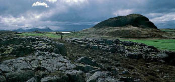Bilbo's Ride through Iceland