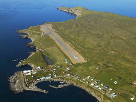 Grimsey Island Snorri Timelapse