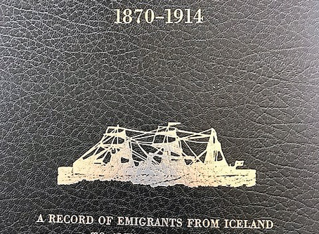 Vesturfaraskrá – An Index Chronicling Icelandic Emigration