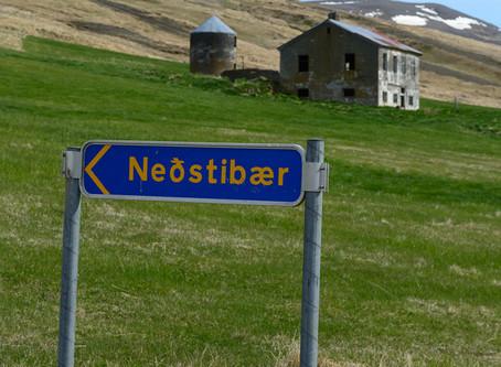 Understanding Icelandic Places - Part III
