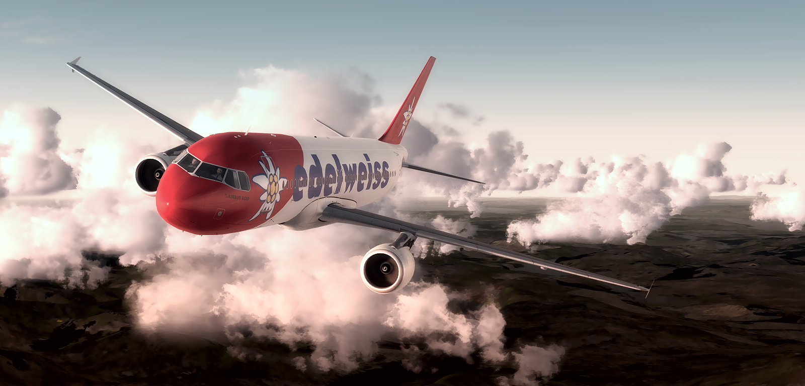 Surfing The Clouds Community Screenshots Orbx Community
