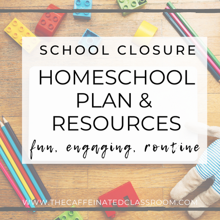 School Closures = Overnight Homeschooling