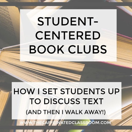 Student-Centered Book Clubs